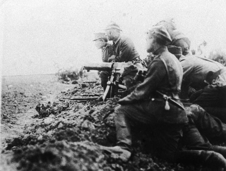 Wojna polsko-bolszewicka 1920 r. /CAF /PAP