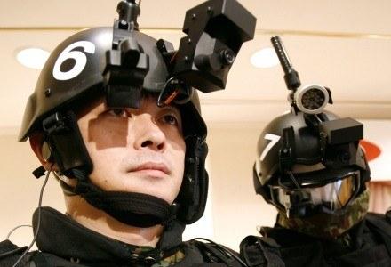 Wojna przyszłości nie obędzie się bez technologii /AFP