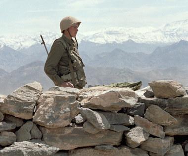 Wojna w Afganistanie oczyma radzieckiego żołnierza