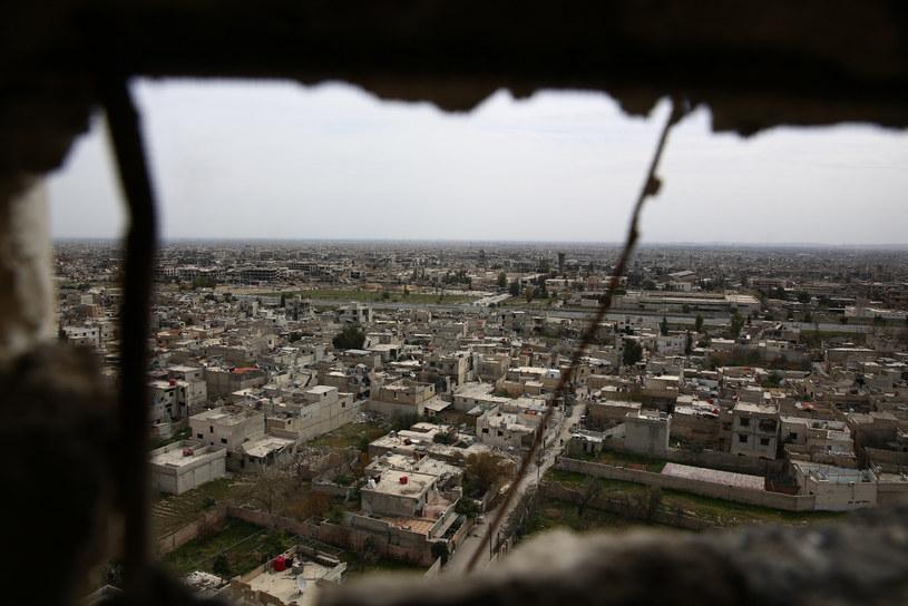 Wojna w Syrii pochłonęła tysiące ofiar /AFP