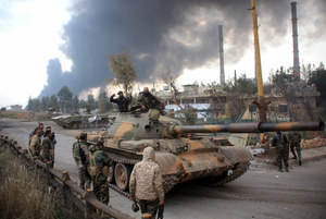 Wojna w Syrii. Szewko: Zbyt wiele sprzecznych interesów