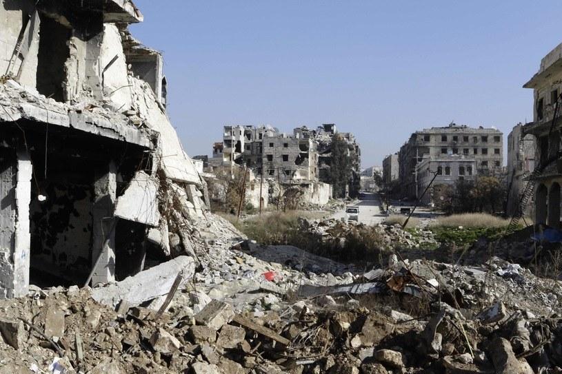 Wojna w Syrii trwa już ponad pięć lat /AFP