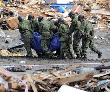 Wojska Japonii i USA szukają ofiar katastrofy