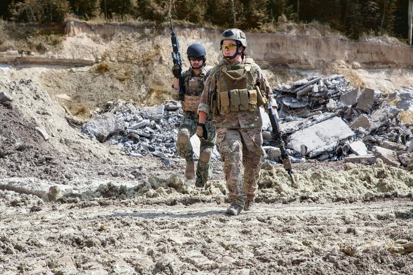 Wojska NATO /zabelin /123RF/PICSEL