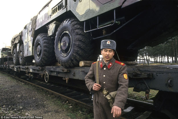 Wojska sowieckie zostaly wycofane z Polski w 1993 roku /Jerzy Bergman /East News