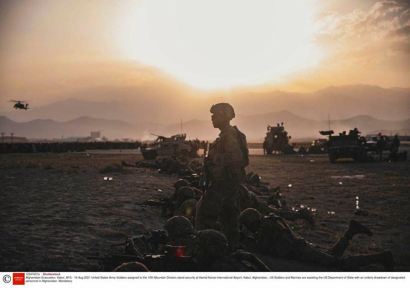 Wojska USA w Afganistanie /Rex Features /East News