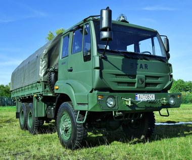 Wojsko będzie remontować ciężarówki pamiętające PRL