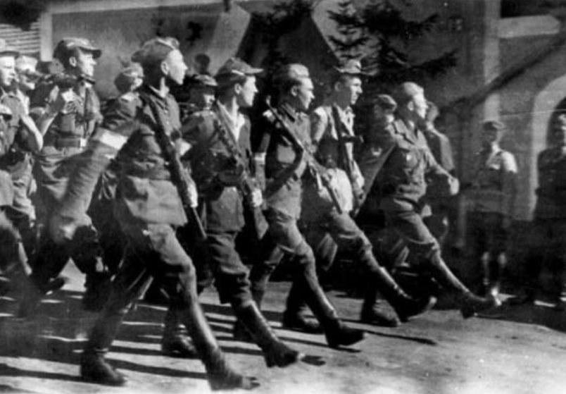 Wojsko podziemne było bardzo dobrze zorganizowane i miało szerokie poparcie wśród ludności /Instytut Pamięci Narodowej /materiały prasowe