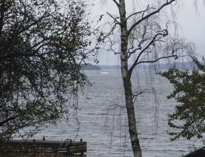 Wojsko pokazało zdjęcie świadczące o obcej aktywności podwodnej /SWEDISH DEFENCE /PAP/EPA