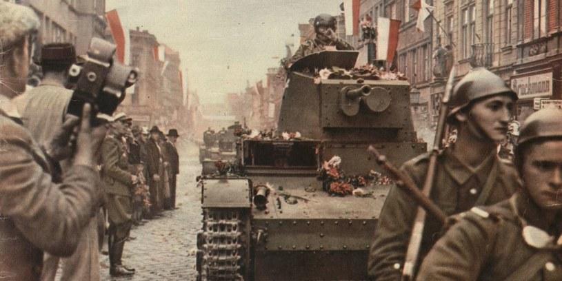 Wojsko Polskie wkracza na Zaolzie /domena publiczna