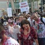Wojsko uczy się postępowania w razie klęski żywiołowej z książki o zombie