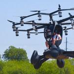 Wojsko USA pokazało latający samochód