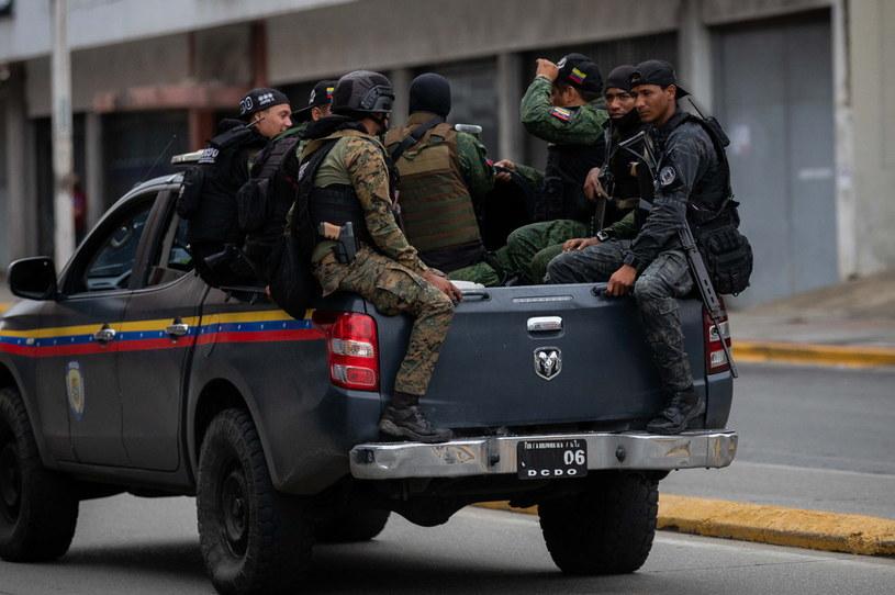 Wojsko w Wenezueli / RAYNER PENA R /PAP/EPA
