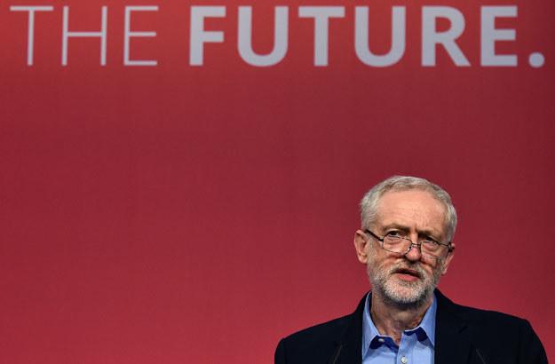 """Wojskowi są """"zniesmaczeni"""" wygłaszanymi w przeszłości przez Jeremy'ego Corbyna uwagami na temat IRA fot. Ben Stansall /AFP"""