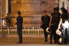 Wojskowy zamach stanu w Turcji. Żołnierze na ulicach