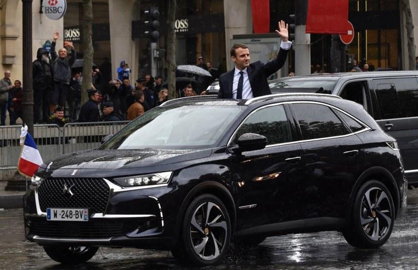 Wójt Skarbimierza ma taki sam samochód służbowy jak prezydent Francji! To DS7 /Agencja SE/East News