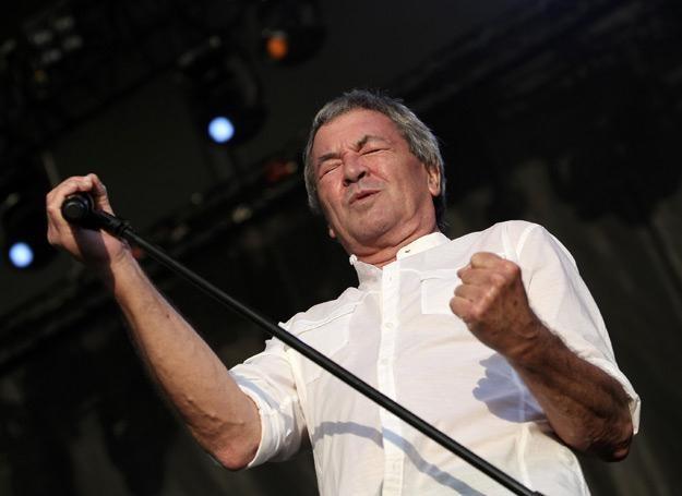 Wokalistą Deep Purple jest Ian Gillan /arch. AFP