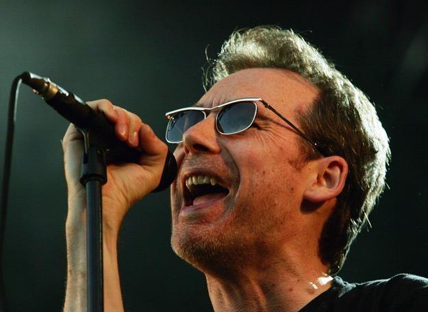 Wokalistą The Jesus And Mary Chain jest Jim Reid - fot. Jonathan Wood /Getty Images