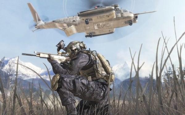 Wokół Modern Warfare 2 dzieje się naprawdę dużo /Informacja prasowa