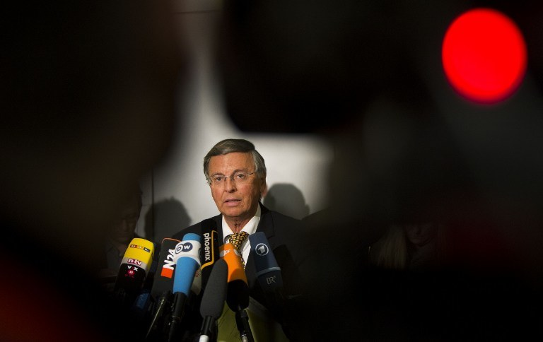 Wolfgang Bosbach /AFP