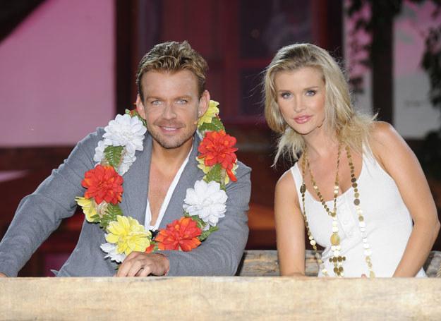 Woliński uważa, że to Dżoana robi show w Top Model / fot. J. Antoniak /MWMedia