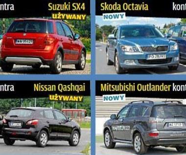 Wolisz auto nowe czy używane?  Za i przeciw