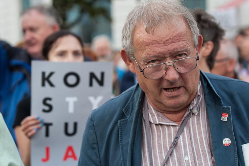 """""""Wolność polega na tym, że nie możemy wykluczyć z niej nawet tych, których nie lubimy i się z nimi nie zgadzamy"""" / fot: Paweł Wiśniewski /East News"""