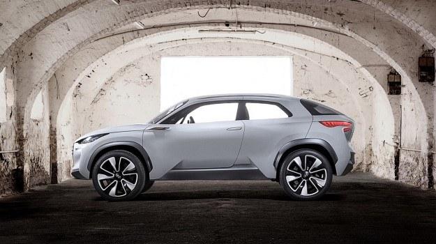"""""""Wolny od zbędnych ozdób"""" - piszą o designie Intrado przedstawiciele Hyundaia. /Hyundai"""
