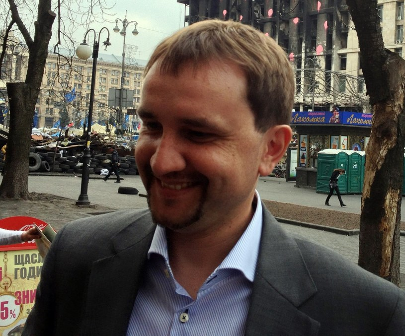 Wołodymyr Wiatrowycz o ludobójstwie ukraińskich nacjonalistów na Polakach: Konflikt ukraińsko-polski na Wołyniu /Matthew Schofield/MCT/Sipa USA /East News