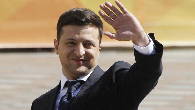 Wołodymyr Zełenski poinformował o rozwiązaniu ukraińskiego parlamentu