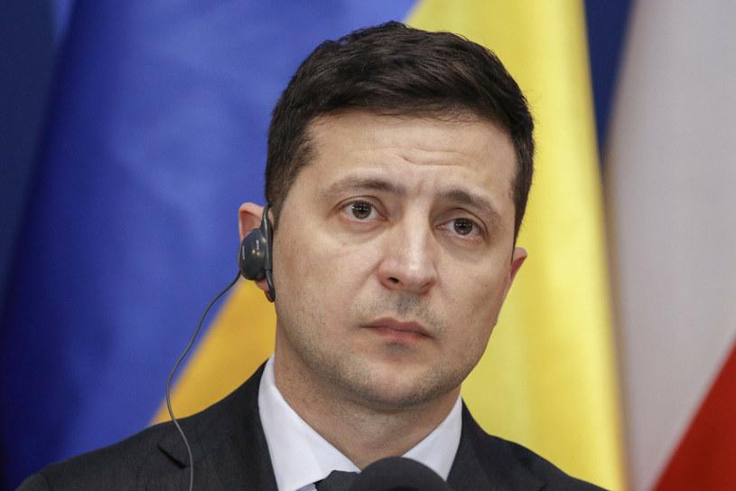 Wołodymyr Zełenski - zdjęcie ilustracyjne /Lidia Mukhamadeeva/REPORTER /East News