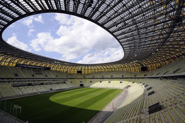 Wolontariusze pracować będą m.in. na PGE Arena w Gdańsku /AFP