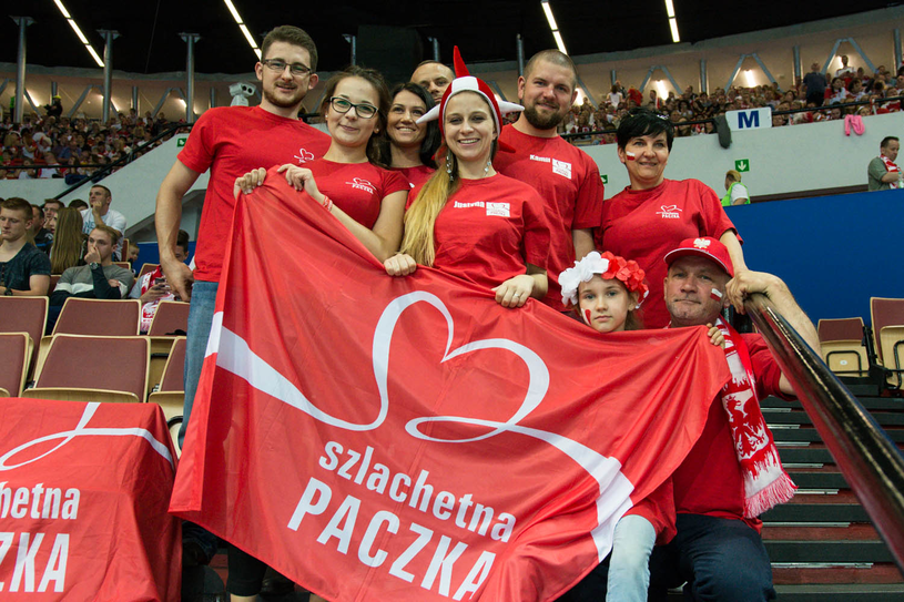 Wolontariusze Szlachetnej Paczki /Szlachetna Paczka