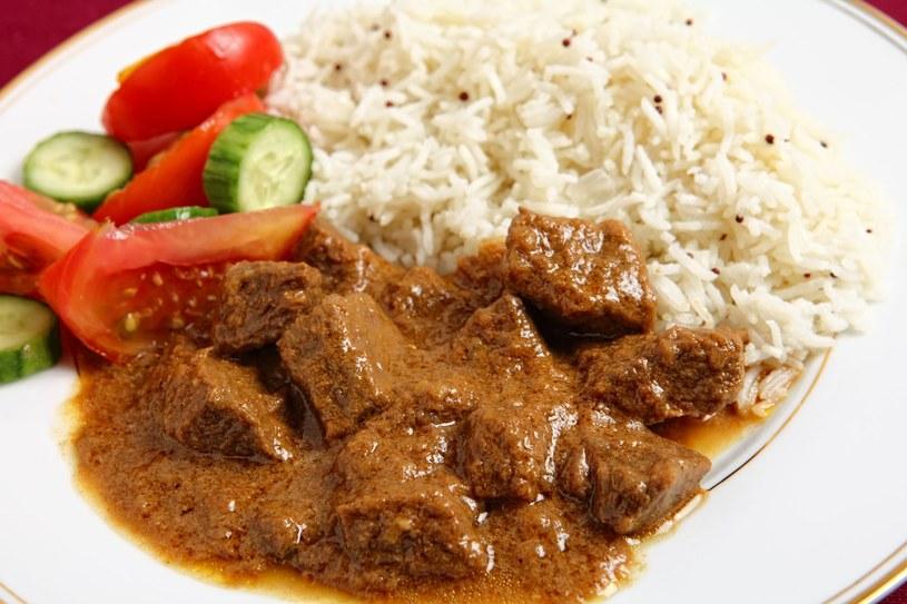 Wołowina curry /123RF/PICSEL