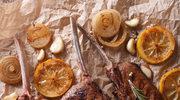 Wołowina pieczona z cytryną i ziołami