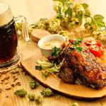 Wołowina z aromatycznym chmielem - połączenie godne mistrzów