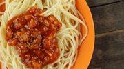 Wołowo - jarzynowe spaghetti