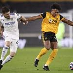 Wolverhampton Wanderers - Leeds United 1-0 w 25. kolejce Premier League