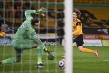 Wolverhampton Wanderers - West Ham United 2-3 w 30. kolejce Premier League