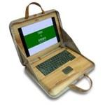 Wooden Fujitsu - kopia Asus Bamboo?