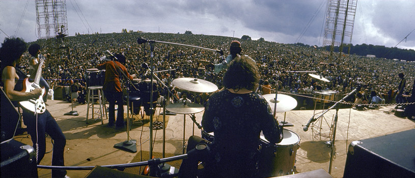 Woodstock 1969 /Bill Eppridge /Getty Images