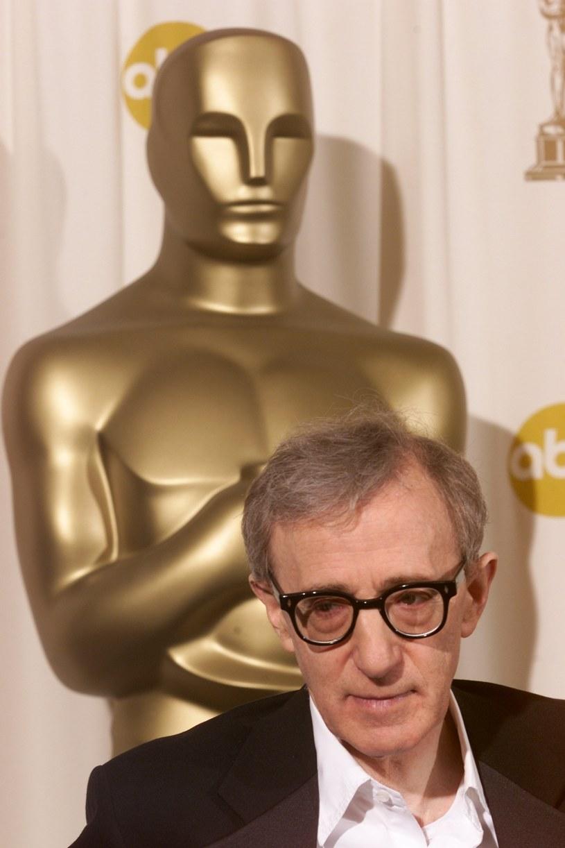 Woody Allen był aż 24 razy nominowany do Oscara /AFP