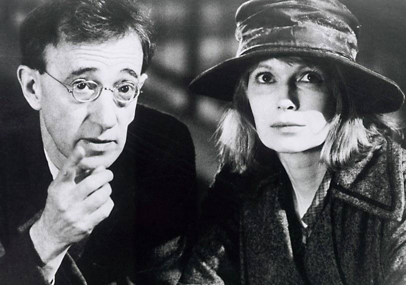 Woody Allen i Mia Farrow /- /AKPA