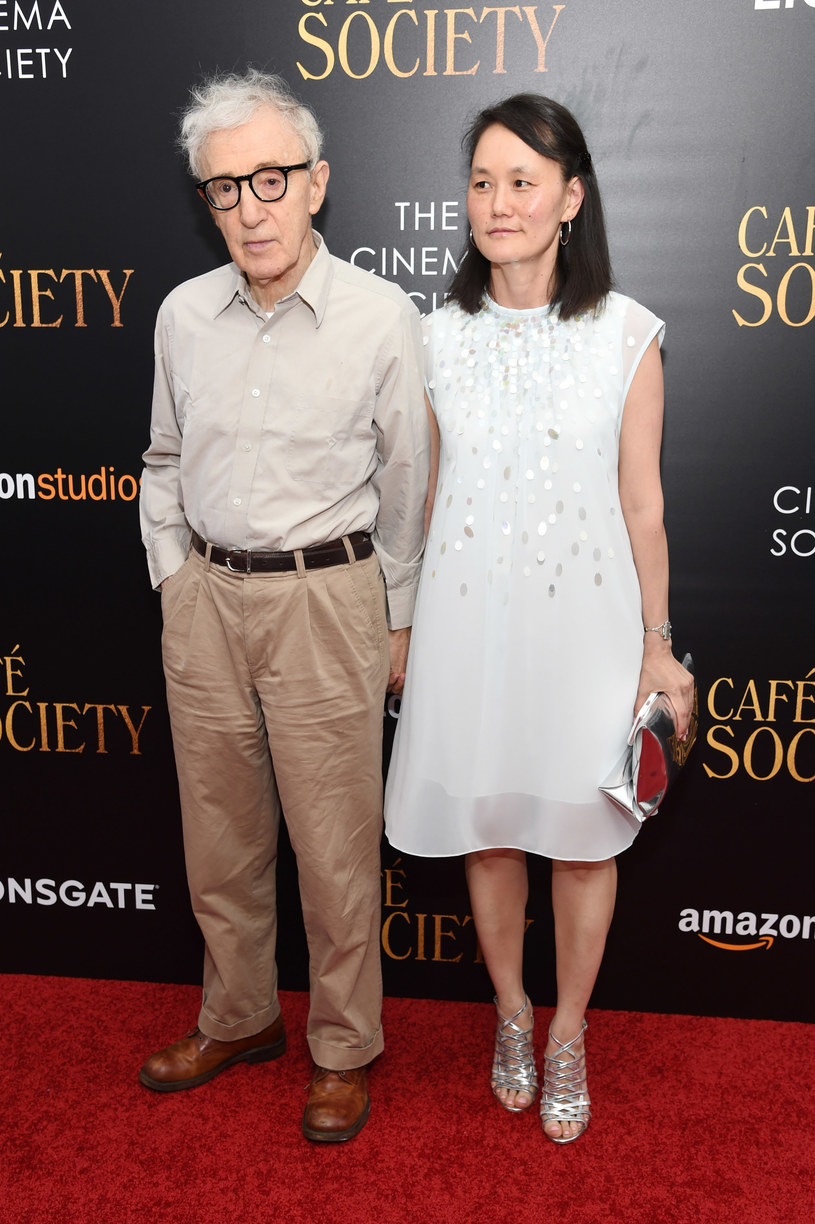 Woody Allen i Soon-Yi Previn /Getty Images