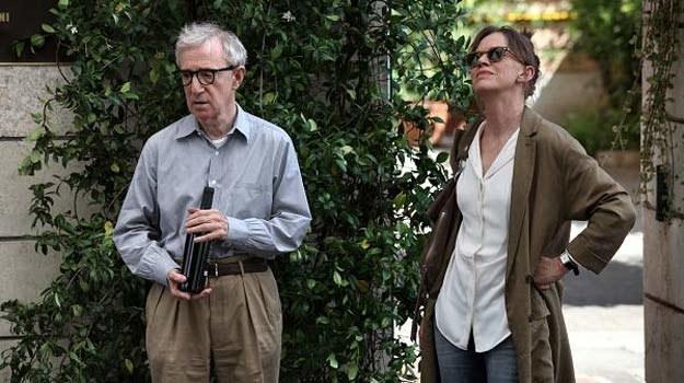 Woody Allen przysłał nam kolejną filmową pocztówkę, tym razem z Rzymu. /materiały dystrybutora