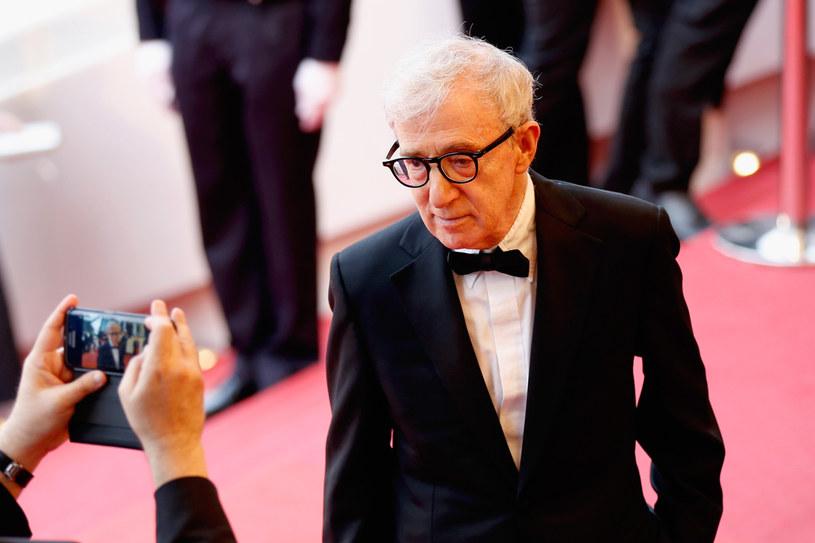 Woody Allen w Cannes. Gala otwierająca i pokaz premierowy Śmietanki towarzyskiej /Getty Images