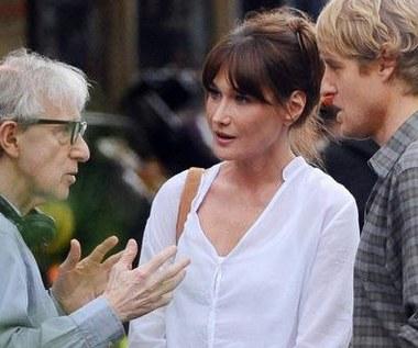 Woody Allen w Cannes