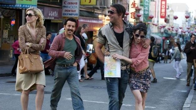Woody Allen wraca do Ameryki i... po raz pierwszy zatrudnia Cate Blanchett (L) /materiały dystrybutora