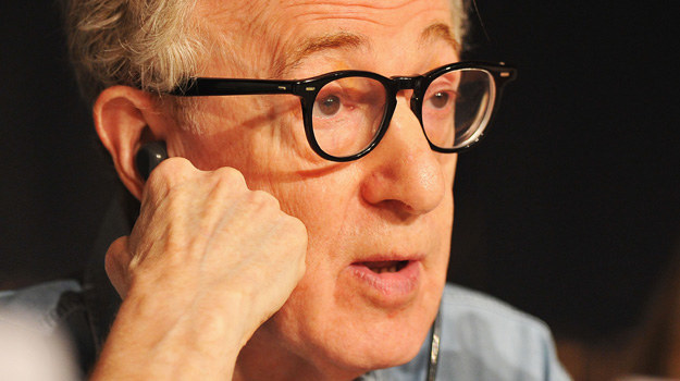 Woody Allen /Pascal Le Segretain /Getty Images