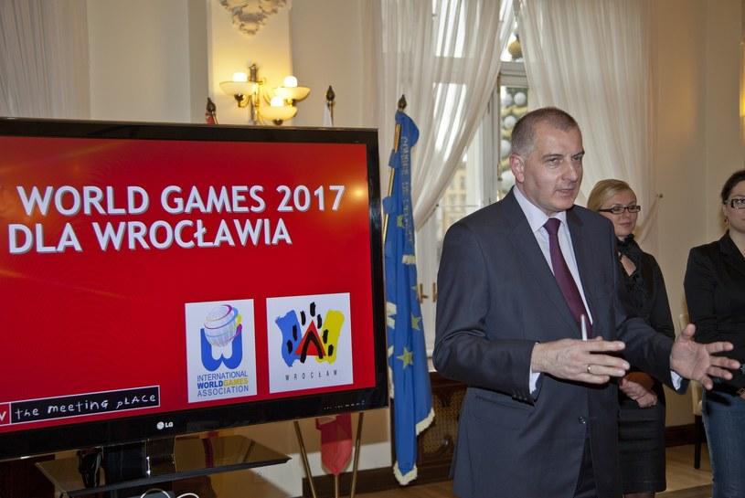 World Games odbędzie się we Wrocławiu /fot. Leszek Kotarba /East News